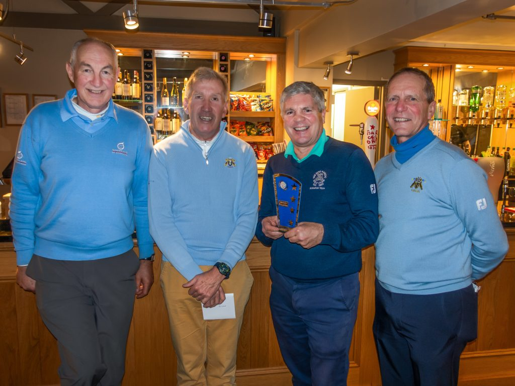 Todd and Diss triumphant in Winter Invitational