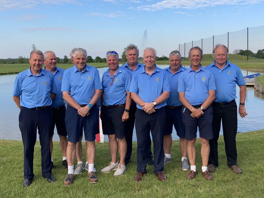 Seniors Bounce Back at Suffolk 9-6
