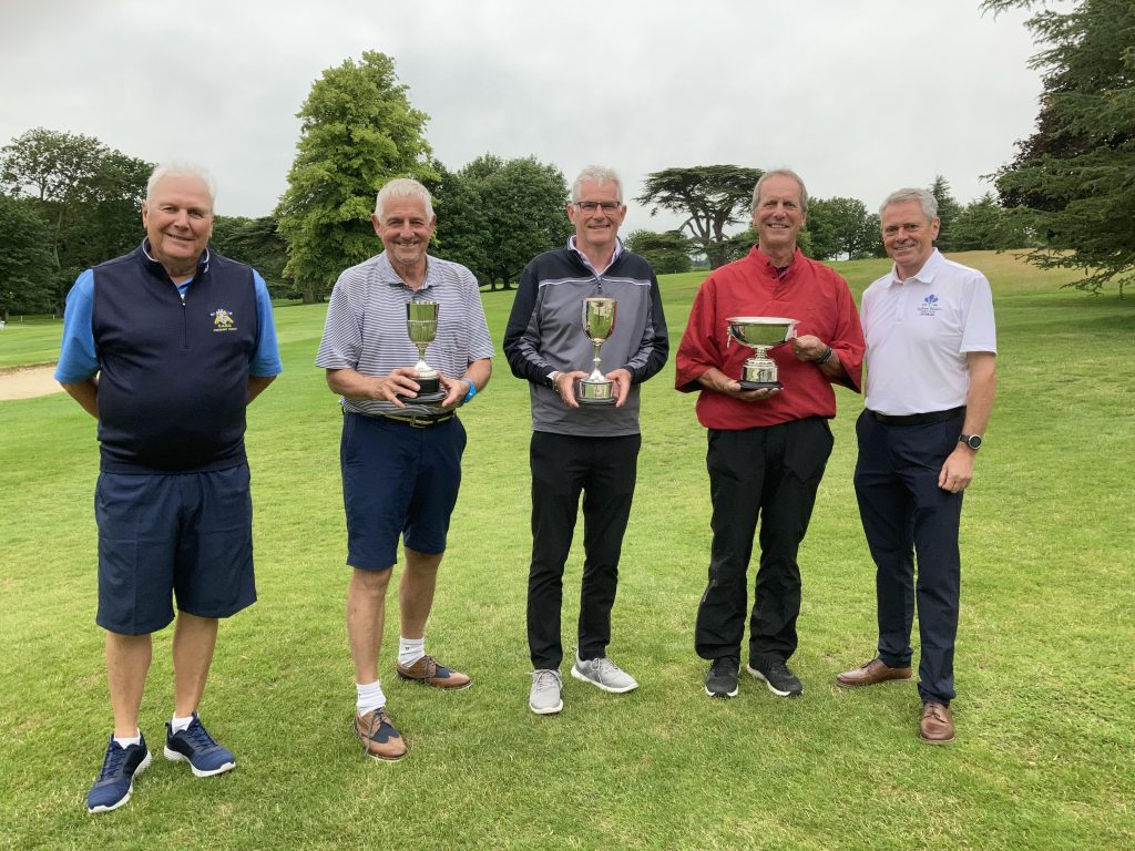 The 2021 County Seniors Championship